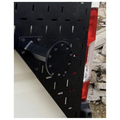 Ergänzung Carrier one Radaufnahme für LK 118 oder LK 130