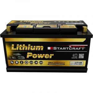 Startcraft Lithium Batterie LIT 100