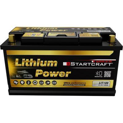 Startcraft Lithium Batterie 100
