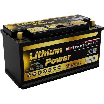 Startcraft Lithium Batterie 100wp